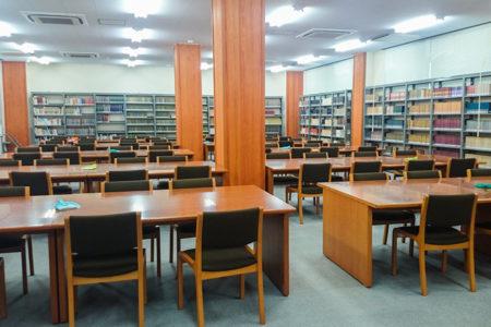 2015 新潟南高校図書館棟改修・補強工事