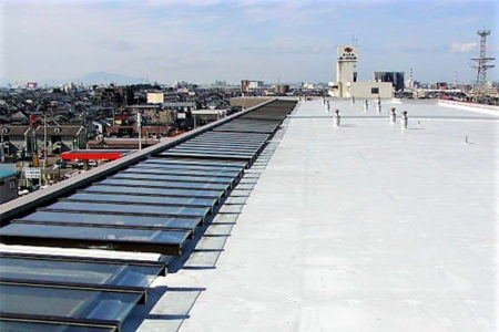 2007 サーパス和合屋上防水改修