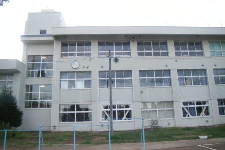 2011 白根小学校耐震補強工事