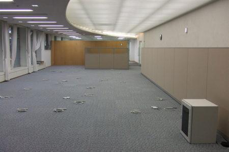 2009 新潟県自治館本館改修工事